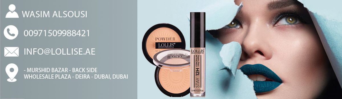 - Wasim Alsousi General Trading LLC - Lollis Beauty Makeup